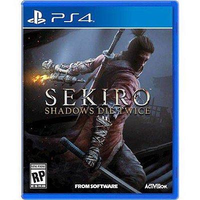 SEKIRO SHADOWS DIE TWICE PS4 USADO