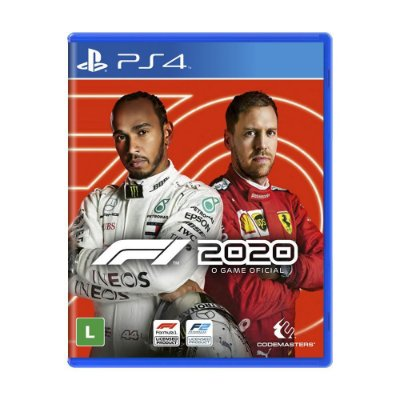 F1 2020 O GAME OFICIAL PS4