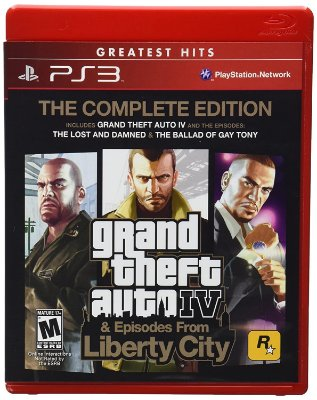 GTA EPISODES FROM LIBERTY CITY PS3 USADO