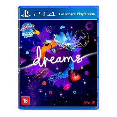 DREAMS PS4 USADO