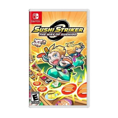 SUSHI STRIKER SWITCH