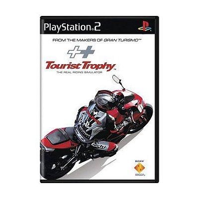TOURIST TROPHY PS2 USADO