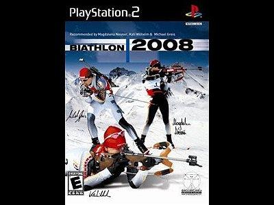 BIATHLON 2008 PS2 USADO