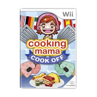 COOKING MAMA COOK OFF WII USADO