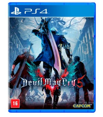 DEVIL MAY CRY V PS4 USADO