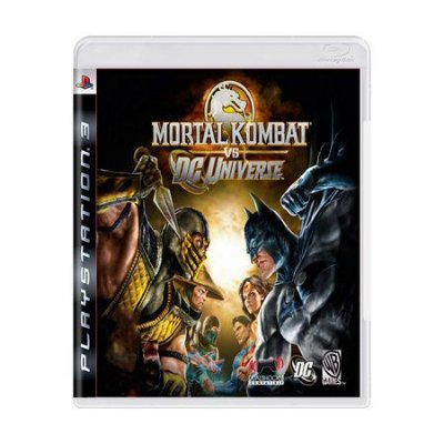 MORTAL KOMBAT VS DC UNIVERSE PS3 USADO