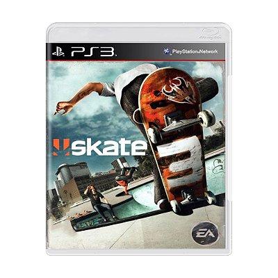 SKATE 3 PS3 USADO