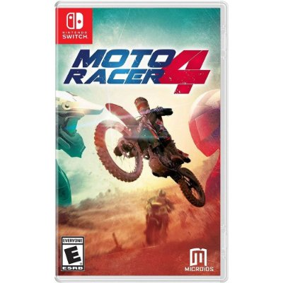 MOTO RACER 4 SWITCH USADO