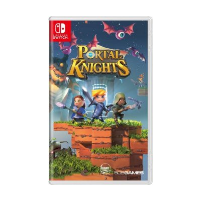 PORTAL KNIGHTS  SWITCH USADO