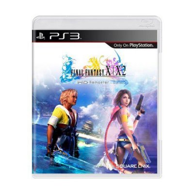 FINAL FANTASY X/ X-2 PS3 USADO