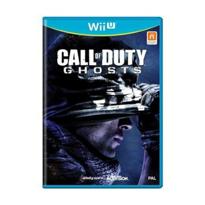 CALL OF DUTY GHOSTS WII U USADO