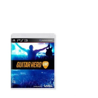 GUITAR HERO LIVE PS3 USADO