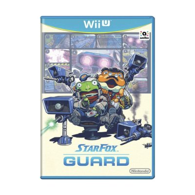 STAR FOX GUARD WII U USADO