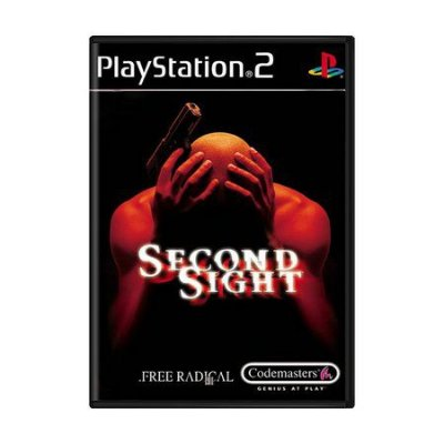 SECOND SIGHT PS2 USADO