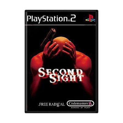 SECOND SIGHT PS2 USADO