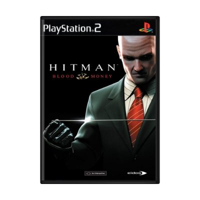 HITMAN BLOOD MONEY PS2 USADO