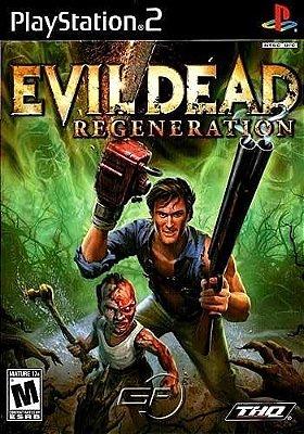 EVIL DEAD REGENERATION PS2 USADO