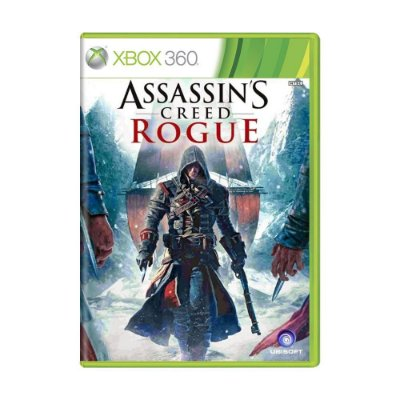 ASSASSINS CREED ROGUE XBOX 360 USADO