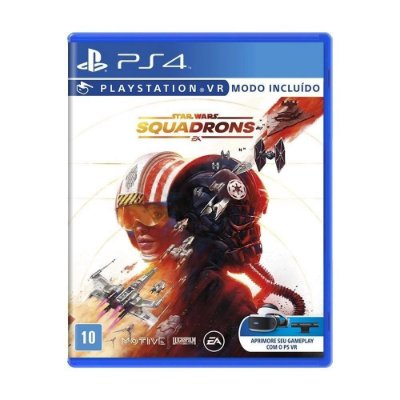 STAR WARS SQUADRONS PS4