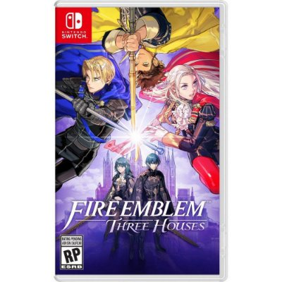 FIRE EMBLEM THREE HOUSES SWITCH USADO