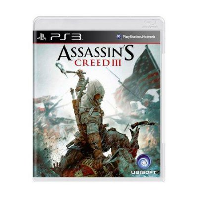 ASSASSINS CREED 3 PS3 USADO