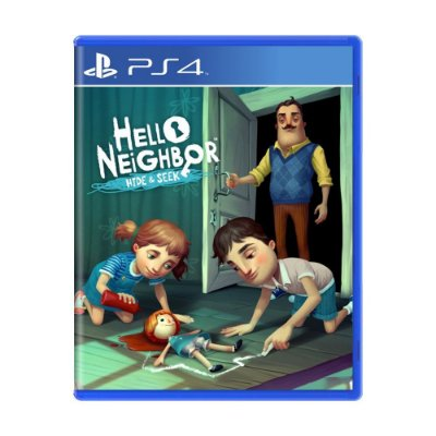 HELLO NEIGHBOR  ESCONDE ESCONDE- PS4