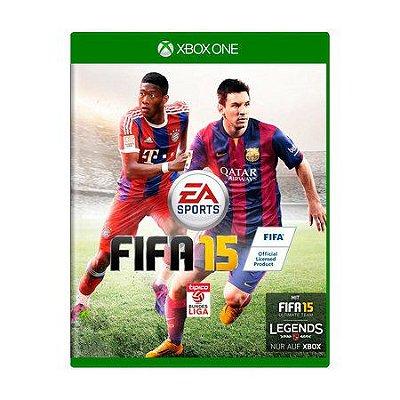 FIFA 15 XBOX ONE USADO