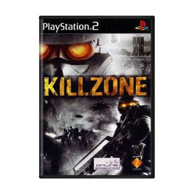 KILLZONE PS2 USADO