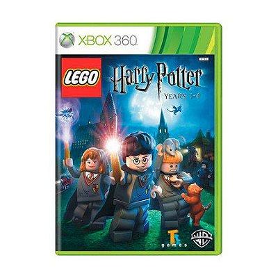 LEGO HARRY POTTER YEARS 1-4 X360 USADO