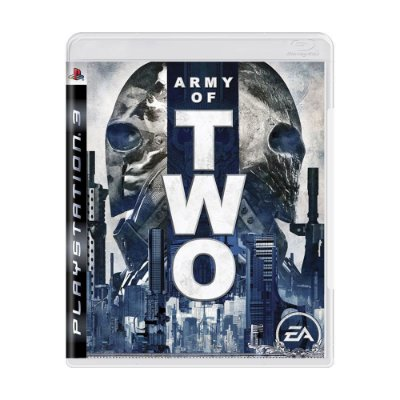 ARMY OF TWO PS3 USADO