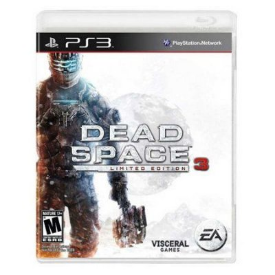 DEAD SPACE 3 PS3 USADO