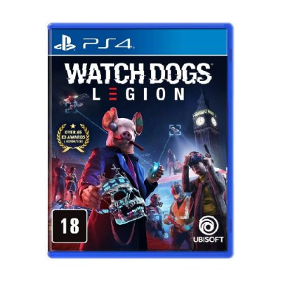 WATCH DOGS LEGION PS4 USADO