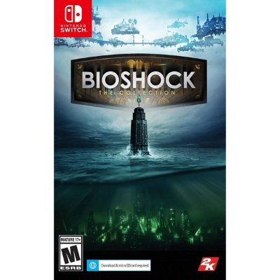 BIOSHOCK THE COLLECTION SWITCH USADO