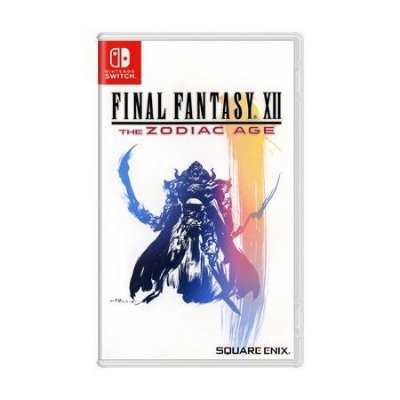 FINAL FANTASY XII SWITCH USADO
