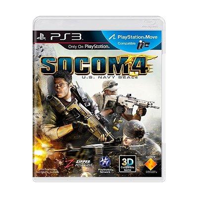 SOCOM 4 PS3 USADO