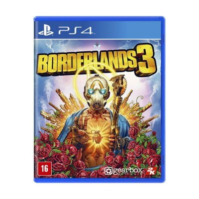BORDERLANDS 3 PS4 USADO