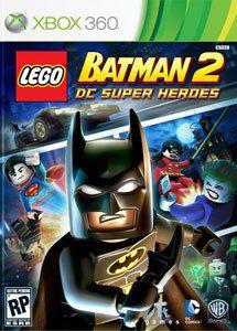 LEGO BATMAN 2 XBOX 360 USADO