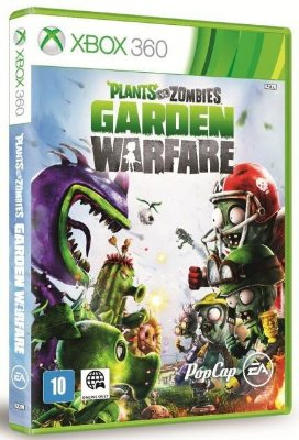 PLANTS VS ZOMBIES GARDEN WARFARE X360 USADO