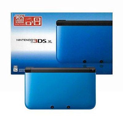 NINTENDO 3DS XL AZUL USADO