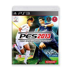 PES 2013 PS3 USADO
