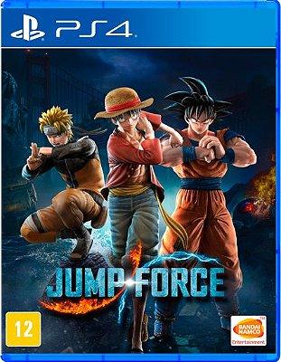 JUMP FORCE - PS4 USADO