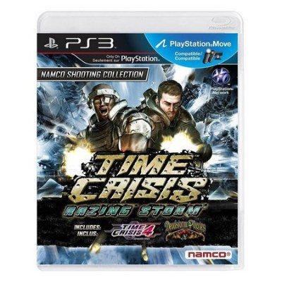 TIME CRISIS RISING STORM PS3 USADO