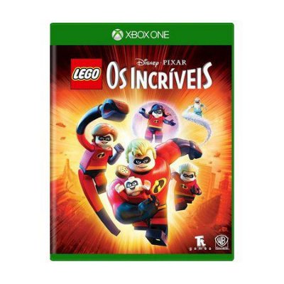 LEGO OS INCRIVEIS XBOX ONE USADO