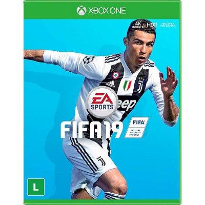 FIFA 19 XBOX ONE USADO