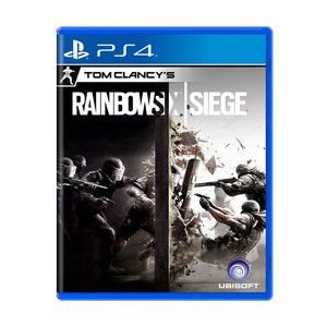 TOM CLANCY'S RAINBOW SIX SIEGE PS4 USADO