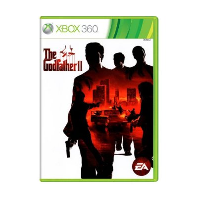 THE GODFATHER II X360 USADO