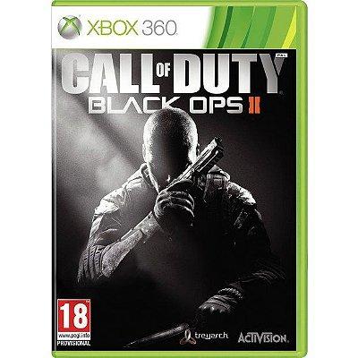 CALL OF DUTY BLACK OPS 2 XBOX 360 USADO