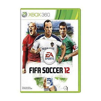 FIFA 12 X360 USADO