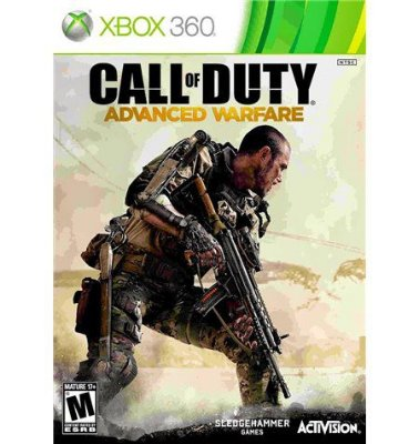CALL OF DUTY ADVANCED WARFARE XBOX 360 USADO
