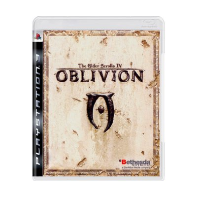 THE ELDER SCROLLS IV OBLIVION PS3 USADO